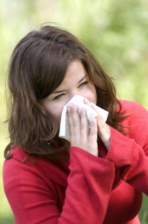 Diagnosticul infiltratului pulmonar alergic