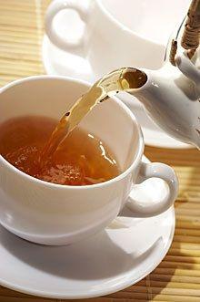 Ceaiuri pentru gargara