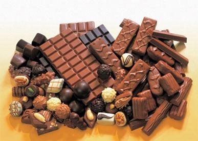 Sufleu cu ciocolata