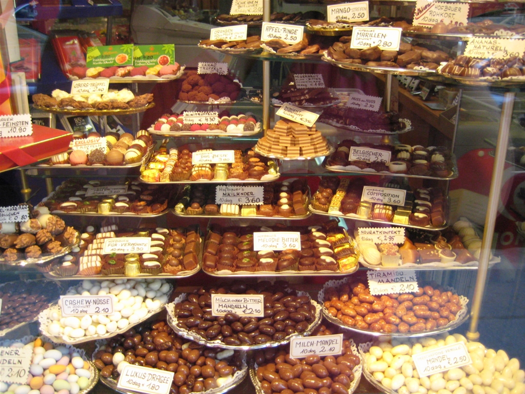 Dulciurile sunt bune?