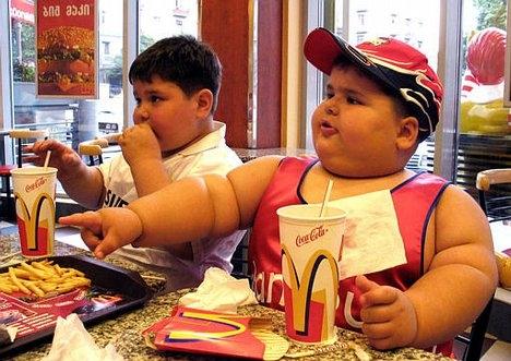 De la camp la fast-food