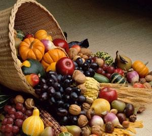 Amestecuri de cereaie si fructe