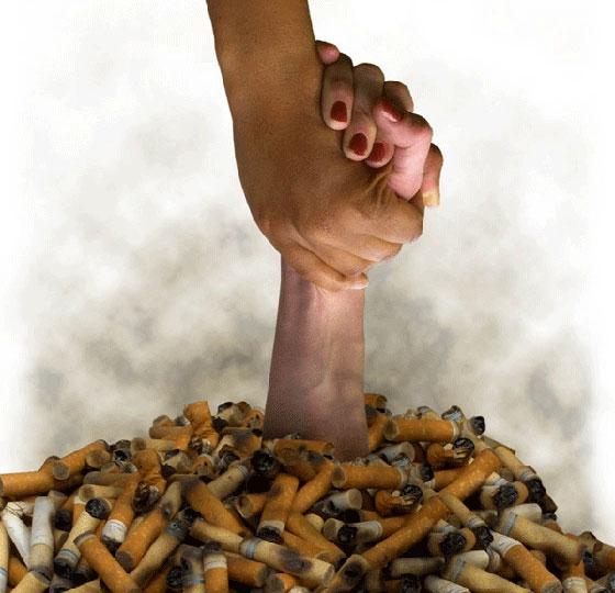 Fumat (sindromul de sevraj la nicotina) - fumatul