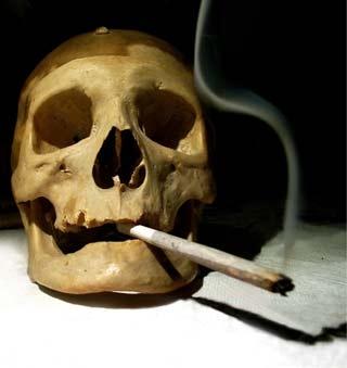 Fumatul oprit